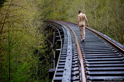 Naked on the Rails